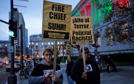 San Francisco police face US Justice Department review