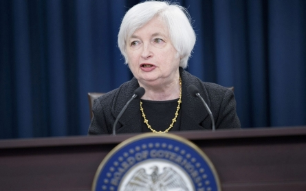 Fed's Yellen says global risks could pose US growth threat