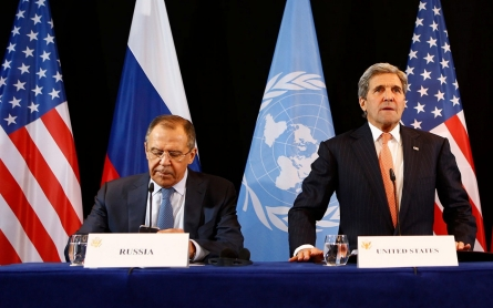 Kerry, Lavrov say Syria cease-fire to begin within one week