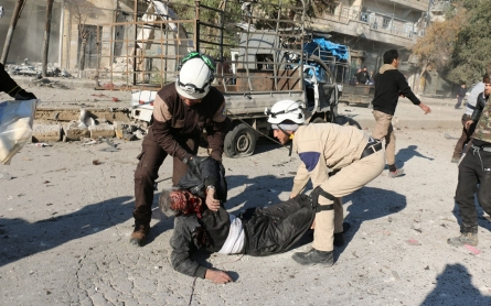 Report says 11 percent of Syrians killed, injured in war
