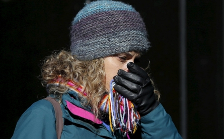'Life-threatening' cold grips Northeast