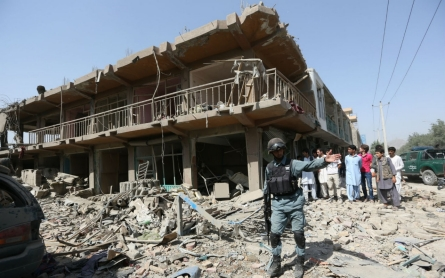 Civilian casualties in Afghanistan at record high