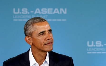 South China Sea takes center stage at U.S.-ASEAN summit