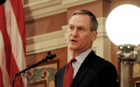 Transgender bathroom bill sent to South Dakota governor