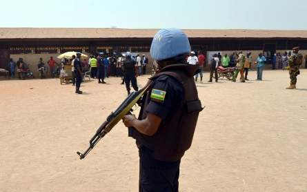UN peacekeepers accused of sexual abusing four children