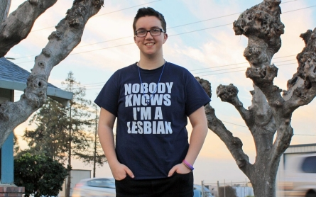California school changes policy after banning shirt with gay message