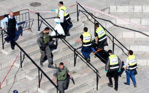 Thumbnail image for Israeli forces shoot dead three Palestinians after alleged attacks