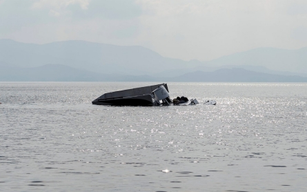 Nine refugees, including two children, reportedly drown near Turkey