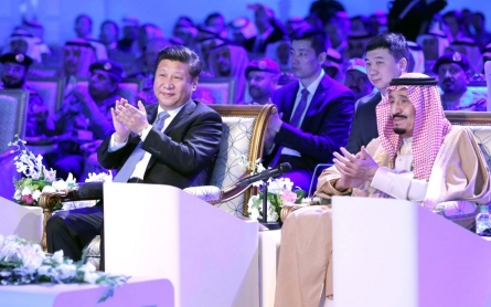'Let's not talk politics': China builds Middle East ties through business