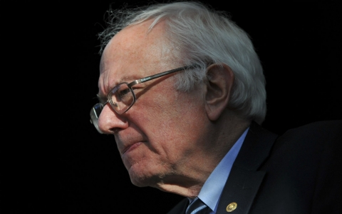 Thumbnail image for Second-place finish for Sanders in Nevada slows his momentum