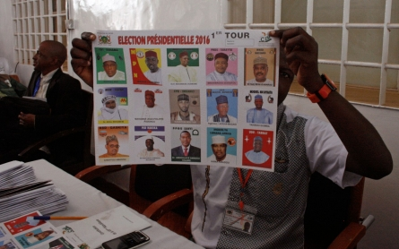 Niger's presidential vote heads into second day