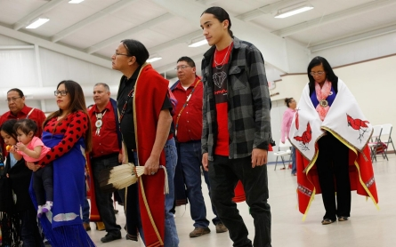 Race and justice in Oklahoma: Natives struggle to overcome disparity