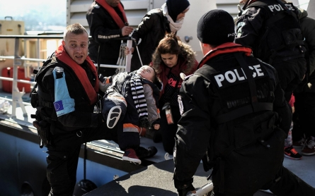 As thousands enter Europe, EU flails in anti-smuggling efforts