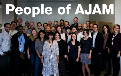 people of AJAM