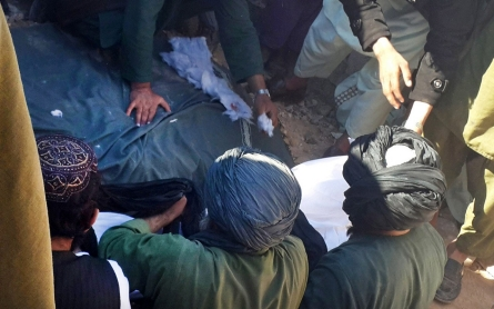 Afghan gunmen kill 10-year-old boy who joined militia