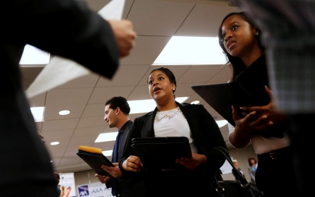 US job growth slows as employers add just 151,000 to payroll in January