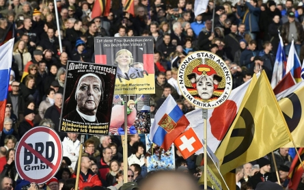 Anti-Islam protests in Dresden, Prague and other European cities