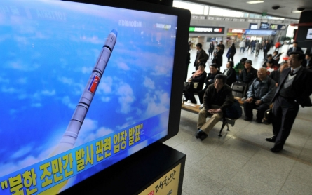 North Korea to launch rocket with satellite as soon as Sunday