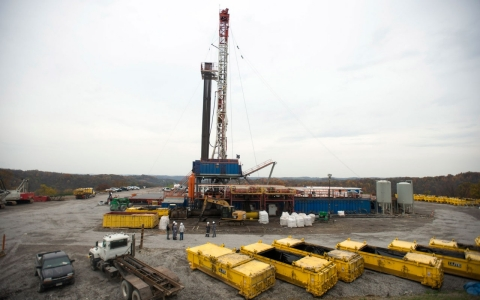 Thumbnail image for 'Fracking tax' in play in Pennsylvania governor race