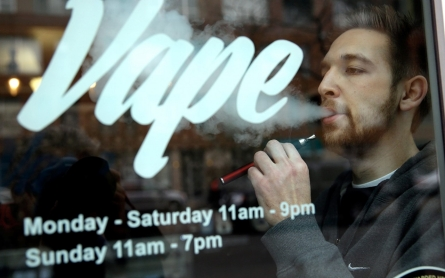 'Vape' smokes the competition to nab Oxford 'Word of the Year'