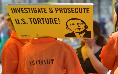 Thumbnail image for Obama administration still operates under Bush torture memos