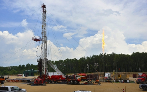 Thumbnail image for Fracking increases dangerous earth burps