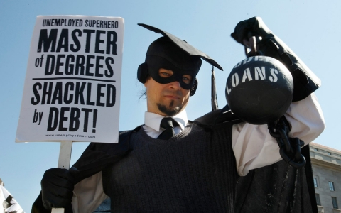 Thumbnail image for Student debt scams part of complex, predatory system