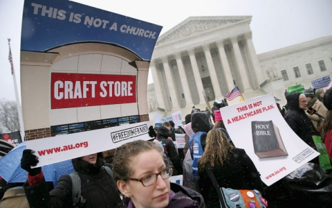 Thumbnail image for Instant karma: Hobby Lobby decision has immediate effect on pending cases