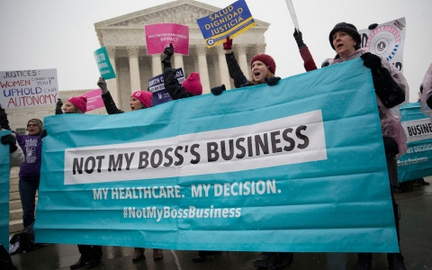 Thumbnail image for Supreme dump: Court expands reach of Hobby Lobby on eve of holiday weekend