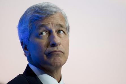 After year of record profits, Dimon decries 'assault' on banks