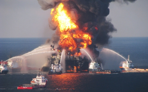 Gulf spill case settled