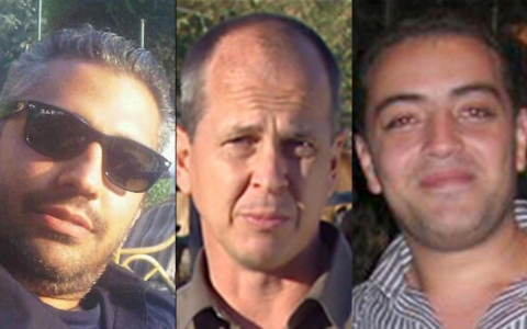 Thumbnail image for  Al Jazeera journalists languish in jail