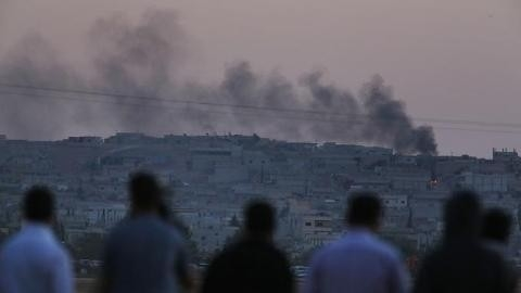 Thumbnail image for UN: World must act to prevent Kobane massacre