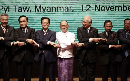 Myanmar hosts world leaders for ASEAN summit