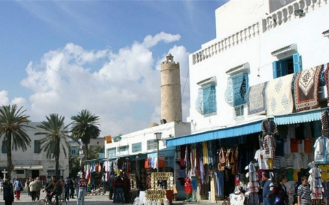 Thumbnail image for Sousse: Seaside home of 'jihadist' volunteers