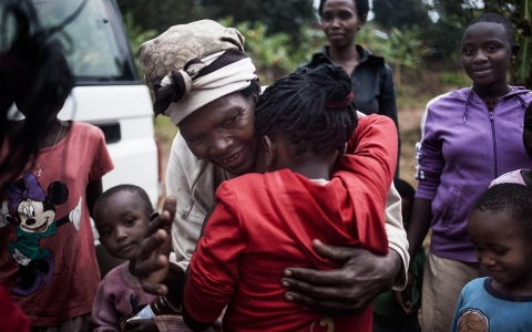 Thumbnail image for Reunited in Rwanda