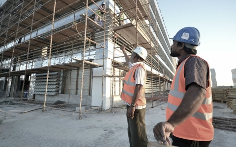 Thumbnail image for Al Jazeera English: Rights for workers in Qatar outlined