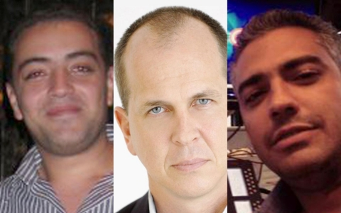 Thumbnail image for Top journalists join #FreeAJStaff campaign