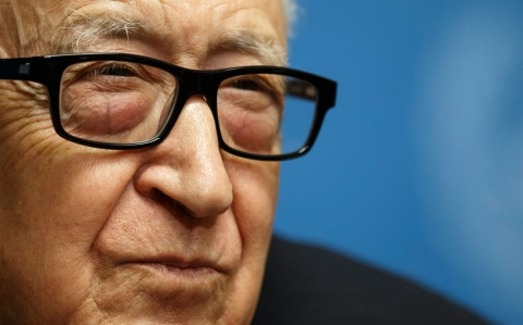 Thumbnail image for Syria mediator Brahimi announces resignation