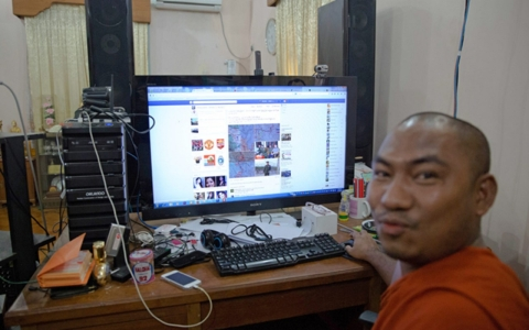 Thumbnail image for Facebook in Myanmar: Amplifying hate speech