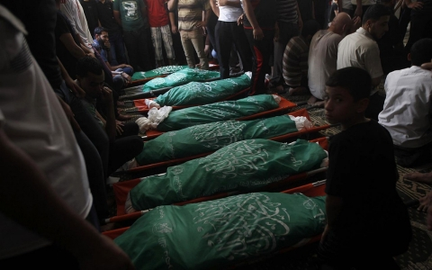 Thumbnail image for Gaza under siege: Naming the dead