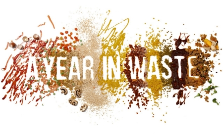 A Year in Waste