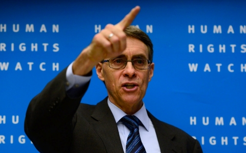 Thumbnail image for HRW chief denied entry to Egypt