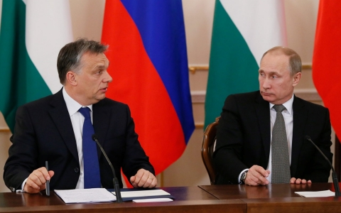 Thumbnail image for Hungary eyes Russia's 'illiberal' model