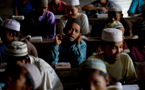 Thumbnail image for Myanmar's Rohingya deprived of education