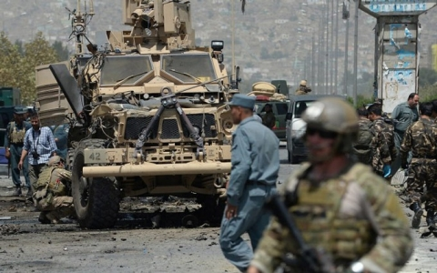 Thumbnail image for Taliban launches major Afghan offensive
