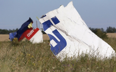 Report: MH17 likely downed by outside impacts