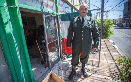 Deported Vets: Life in 'the bunker'