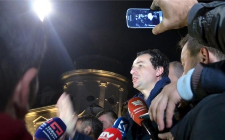 Kosovo opposition MP released after protests