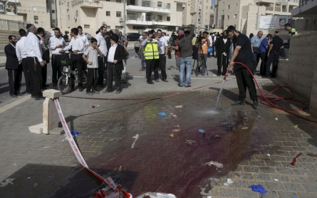 Palestinian shot dead after alleged stabbing